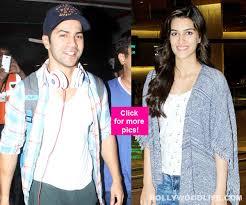 Dilwale s Varun Dhawan and Kriti Sanon are back in aamchi Mumbai