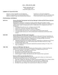 Resume Templates Businessent Sample For Manager New Ideas Collection Sales Of Astounding Business Development Executive Format