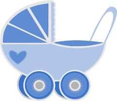 baby pram clipart