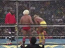 Halloween Havoc 1999 Hogan Sting by Https Upload Wikimedia Org Wikipedia It Thumb 8