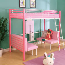 American Freight Bunk Beds by Lambert Pink Twin Over Twin Bunk Bed From Furniture Of America