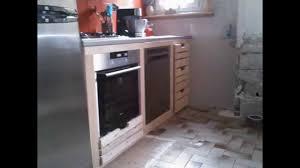 meuble cuisine palette meubles de cuisine en bois de palettes de recup
