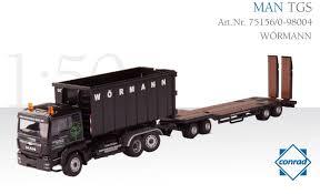 100 Roll Off Trucks Buffalo Road Imports MAN TGS LX Rolloff Box TRUCK BOX TRAILER
