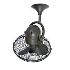 ceiling fan cage style ceiling fan with light outdoor caged