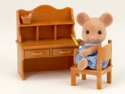 dollhouse animals pets sylvanian families calico critters