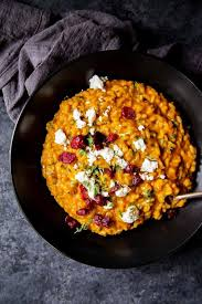 Pumpkin Guacamole Throw Up Cheese by Pumpkin Risotto With Goat Cheese U0026 Dried Cranberries Platings