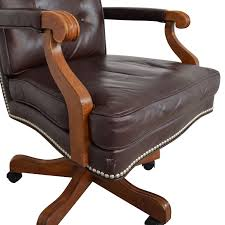 64% OFF - Ethan Allen Ethan Allen Office Chair / Chairs Broncos Leather Office Chair Pin On Watson St Ding Room Ethan Allen Company Wikipedia 64 Off Chairs Ethan Allen Desk Harley Lounge Philippines Home Types Fniture Decor Custom Design Free Help How To Adjust The Height Of An Overstockcom Camel Pare Prices Style Desk Used Lifedeco Executive Advantages