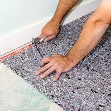 free basement carpet padding repair quote and price estimates