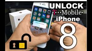 How To Unlock iPhone 8 from T Mobile to any carrier