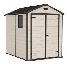 Keter Stronghold Shed Assembly by Keter Manor 6 U0027 X 8 U0027 Shed At Menards