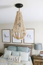 Diy Bedroom Chandelier 7901ad2cc9ccd49908886f64263db694 For Wooden Bead Simple