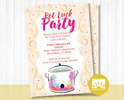 Free Halloween Potluck Invitation by Free Online Halloween Party Invitations