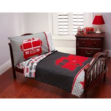 100 Fire Truck Bedding Carters Toddlers 4 Pc Set Bedspreads Home