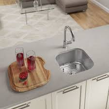Overstock Stainless Kitchen Sinks by Mr Direct 1716 Stainless Steel Bar Sink Free Shipping Today