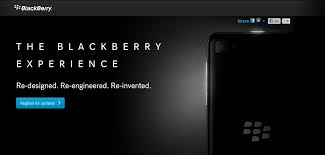 RIM Teases BlackBerry 10 Smartphone on ficial Site