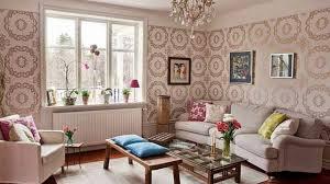 20 tapeten design ideen wohnzimmer