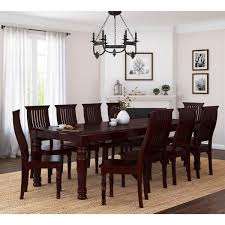 Colonial American Large Rustic Wood Dining Table And 10 ... Sets Decor Fo Height Centerpieces Bath Farmhouse Set Lots 26 Ding Room Big And Small With Bench Seating 20 Dorel Living 5 Piece Rustic Wood Kitchen Interior Table For Sale 4 Pueblo Six Chair By Intertional Fniture Direct At Miskelly Dporticus 5piece Industrial Style Wooden Chairs Rubber Brown Checkout The Ding Tables On Efniturehouse Cluding With Leather Thompson Scott In 2019 And Chair Extraordinary Outside