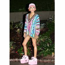Jhene Aiko Bed Peace by Fashion Colour Blurb With Jhene Aiko Nonny Gichina