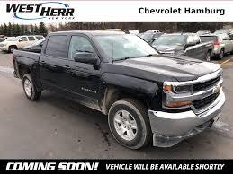 Used 2018 Chevrolet Silverado 1500 For Sale In The Buffalo, NY Area ...