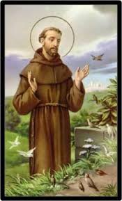 feast day of st francis of assisi laudato si project