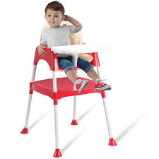 Amazon.com : Red Baby High Chair Convertible Table Seat ... Luvlap 3 In 1 Convertible Baby High Chair With Cushionred Wearing Blue Jumpsuit And White Bib Sitting 18293 Red Vector Illustration Red Baby Chair For Feeding Wooden Apple Food Jar Spoon On Highchair Grade Wood Kids Restaurant Stackable Infant Booster Seat Lucky Modus Plus Per Pack Inglesina Usa Gusto Highchair Ny Store Buy Stepupp Plastic Feeding