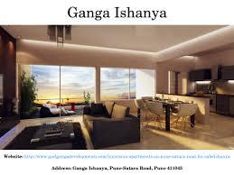 Exclusive Details Of Ganga Ishanya On Pune Satara Road Such