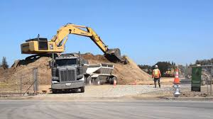 100 Construction Trucks Video Excavator Video Loading Trucks On Busy Construction Site Kids
