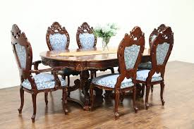 Baroque Carved Cherry Vintage Dining Set, Table, 6 Chairs, Signed Montalban Century Fniture Infinite Possibilities Unlimited Home Decor Custom Design Free Help Cobblestone Hotel Suites Appleton Intertional Airport Georgian Chippendale Vintage Desk Or Ding Chair New Upholstery 30517 The Chardonnay Formal Room Collection In Antique Set Of 6 Style Mahogany Chairs 31462 Buying And Selling Online Ultimate Guide Seating Yellow Ding Chairs Terracotta Floor Tiles Stock Photos Wedding Registry Crate Barrel Sprague Carleton House Kings Arrow 50 Similar Items Amish Handcrafted More Dons