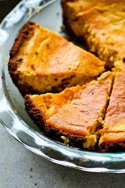 Gingersnap Pumpkin Pie Crust by Gingersnap Pumpkin Cheesecake Pie