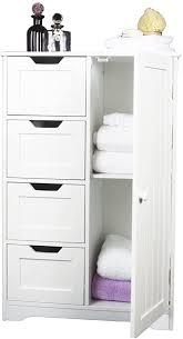 other badezimmerschrank mit 4 schubladen aus holz für