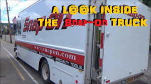 Snap-On Tool Truck Experience - YouTube