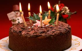 Happy Birthday chocolate cake wallpaper Wallpaper For PC Tablet And Mobile Download