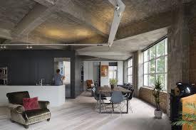 100 Industrial Lofts Nyc Concrete Charisma Stunningly Refurbished Modern