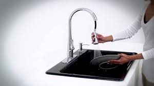 Kohler Touchless Faucet Barossa by Simplice Kitchen Faucet By Kohler Youtube