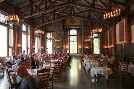 inside ahwahnee hotel restaurant beautiful picture of the