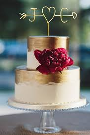 4The Perfect Cake Topper For Your Rustic Fall Wedding