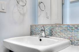 drywall wall designs with ceramic tile bathroom transitional and