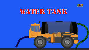 100 Cement Truck Video Transformer Water Tank Mixer Tow For Kids