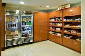 Basement Food Storage Room
