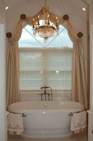 Curved Curtain Rod For Arched Window Treatments by Arched Window Curtain Rod Home Projects Pinterest Arched