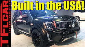 100 Kia Trucks Surprise 2020 Telluride First Look See It Inside And Out YouTube
