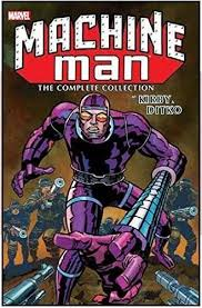 Amazon Machine Man By Kirby Ditko The Complete Collection 9780785195771 Jack Marv Wolfman Tom Defalco Roger Stern Sal Buscema Books