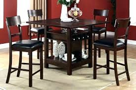 Tall Dining Table Set High Dinning Room Tables Medium Size Of Counter Height Kitchen For And Chair Sets