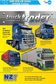 100 Jackson Trucking Truck Trader January 2019 By NZ Issuu