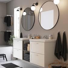 enhet tvällen badezimmer set 15 tlg weiß rahmen anthrazit lillsvan mischbatterie 164x43x65 cm
