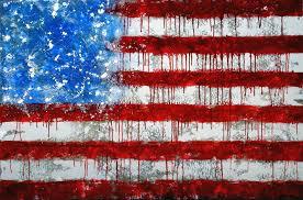 USA United States Of America Flag Art Wallpaper
