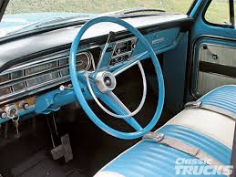Ford Pickup: Ford Pickup Interior Parts