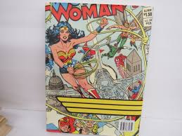 Hard Cover Wonder Woman AmazonheroIcon Book