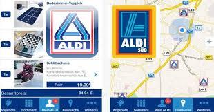 aldi app freeware de