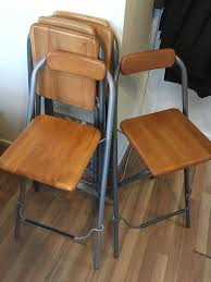 Bar Stools / Tall Folding Chairs X4 | In Huddersfield, West Yorkshire ... Folding Chair Stool Fniture Stools Fwefbgfk Vintage Canvas Camp Chairs Wooden Etsy Picking With Back Support Whosale Buy Morph White Simply Bar Woodland Camouflage Military Deluxe With Pouch Outdoor Fishing Seat For Breakfast Stools High Chairs In De13 Staffordshire For 600 Folding Camping Stool Walking Fishing Pnic Leisure Seat House By John Lewis Verona At Partners Anti Slip 2 Tread Safety Step Ladder Tool Camping Eastnor Jmart Warehouse